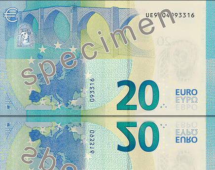 le nouveau billet de 20 euro est arriv l 39 avez vous vu. Black Bedroom Furniture Sets. Home Design Ideas