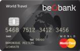 Carte de crédit Beobank World Travel