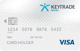 Carte de crédit VISA Classic Keytrade Bank