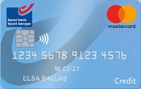 carte de crédit bpost