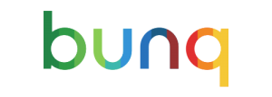 bunq logo color