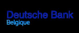 Deutsche Bank Logo FR Belgique