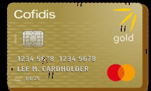 MasterCard Cofidis Gold