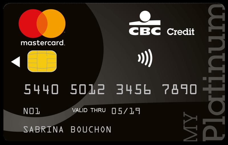 cbc Mastercard Platinum