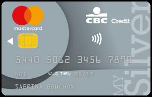 CBC Mastercard Silver