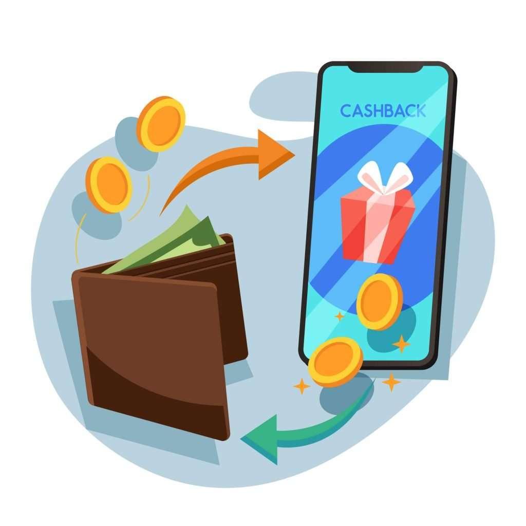 principe de la carte de crédit cashback