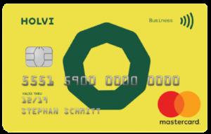 Holvi Business Starter Mastercard