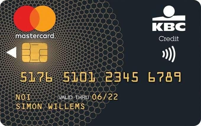 KBC Mastercard Platinum