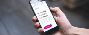 Revolut application mobile