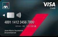 carte de crédit axa visa premium