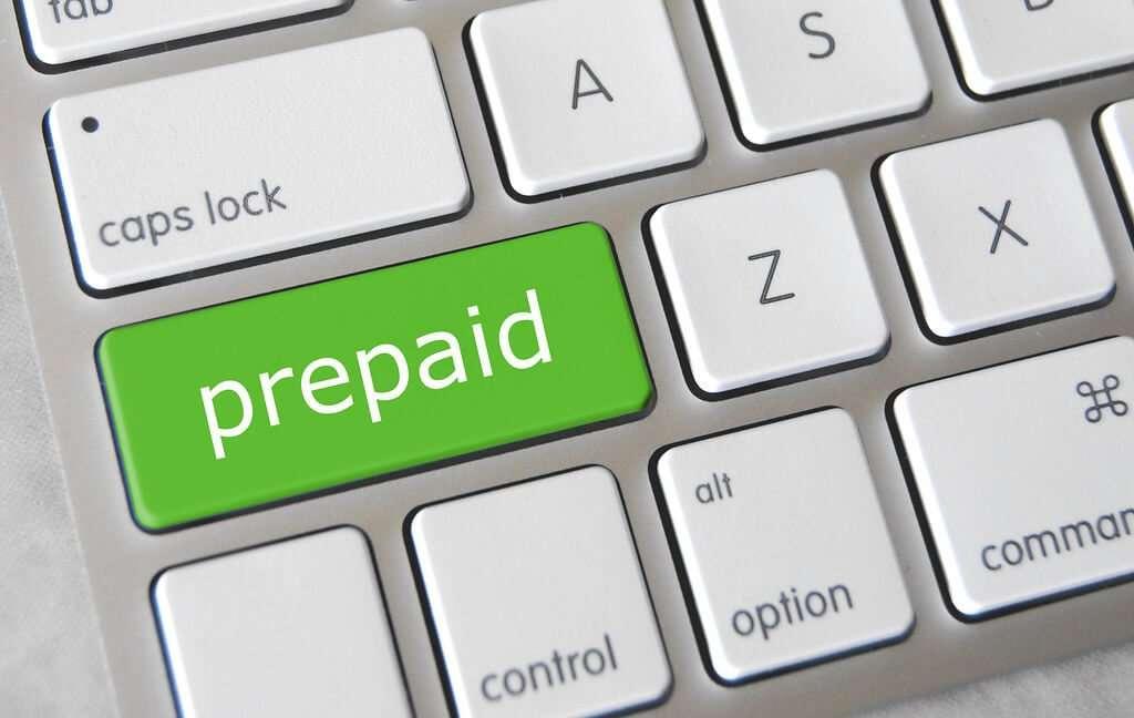 carte de crédit prepaid