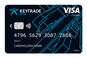 Keytrade Visa Classic