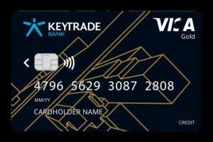Keytrade Visa Gold