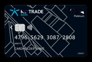 Keytrade Visa Platinium