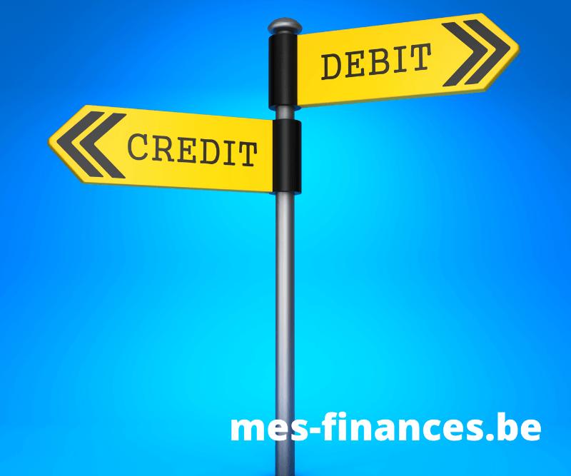 carte de crédit ou carte de débit