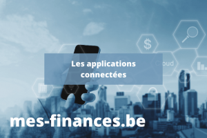 Les applications reliées au compte bancaire