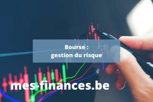 bourse - outil de gestion du risque financier