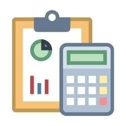 calcul compte bancaire