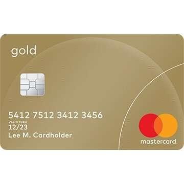 carte de crédit MasterCard Gold