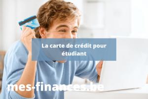 carte de crédit pour étudiant