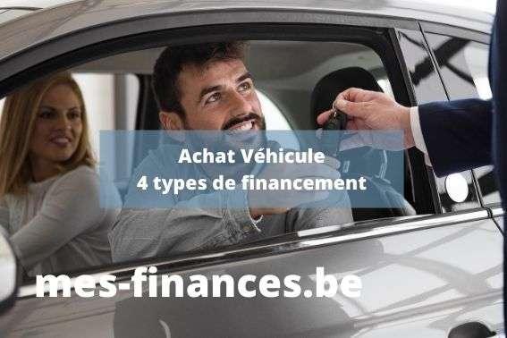 financer achat véhicule