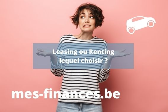 leasing ou renting auto