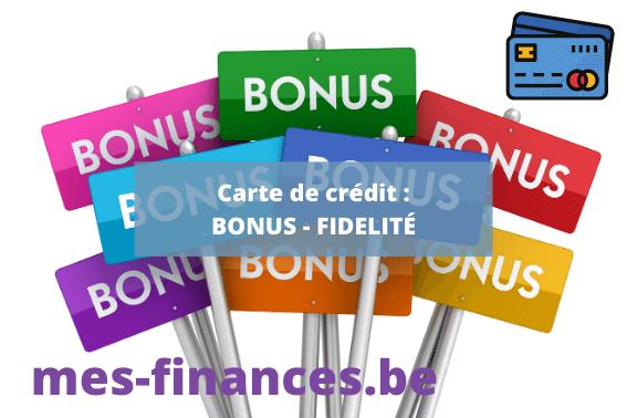 les programmes fidélité des cartes de crédit