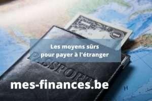 payer à l'étranger