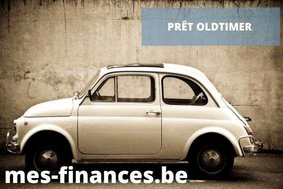 Prêt Oldtimer - ancêtre automobile
