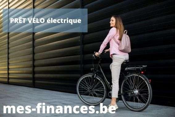 Prêt vélo electrique