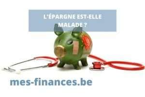 Taux négatif compte épargne