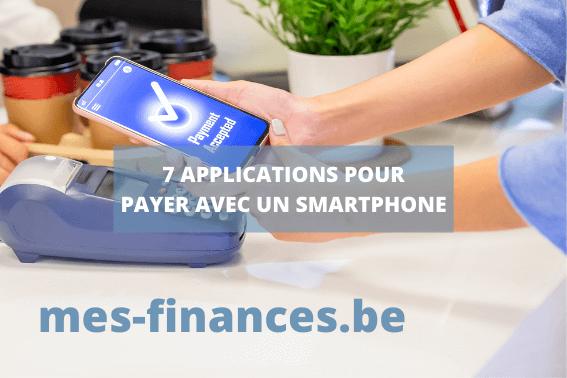payer avec un smartphone - titre