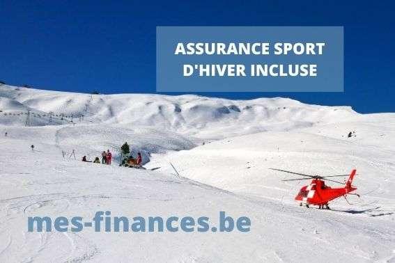 Assurance sports d'hiver nécessaire