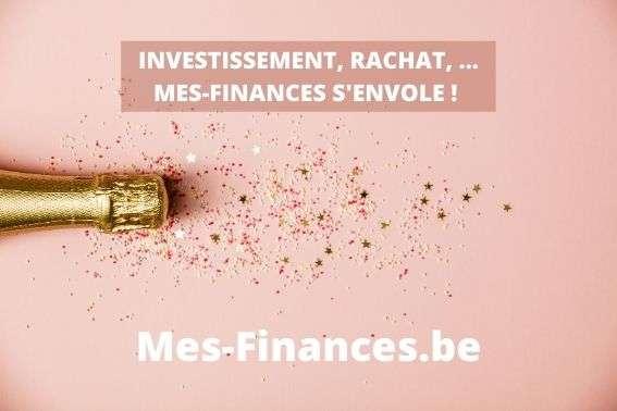 annonce investissement et rachat GeldBank