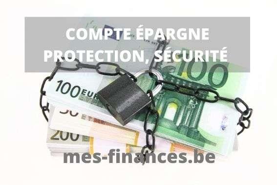 compte épargne _ protection, sécurité, garantie jusqu'à 100 000 €