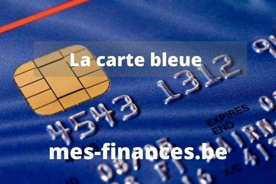 la carte bleue