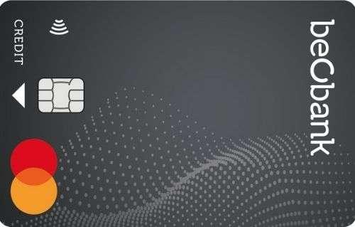 Extra Mastercard Beobank