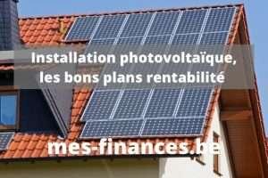 financer installation photovoltaïque