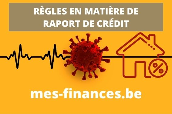 report crédit coronavirus