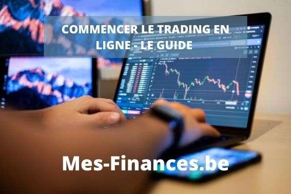 Commencer le trading en ligne