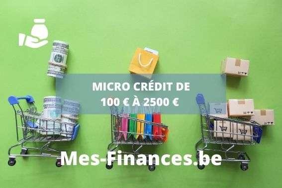 petit crédit