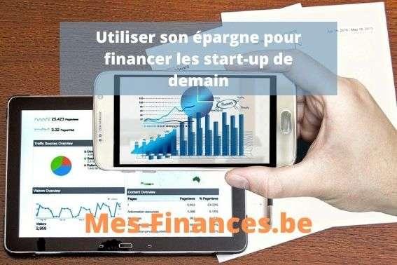Utiliser son épargne pour financer les start-up de demain